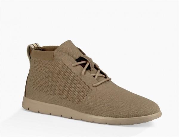 UGG Freamon Hyperweave Herren Sneaker - oliv schlamm