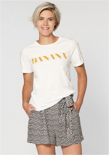 Circle of Trust Paradise Tee Banana Damen Shirt
