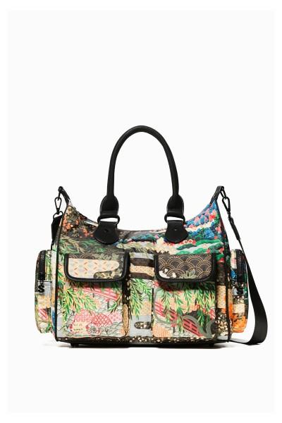 Desigual London Medium Damen Handtasche
