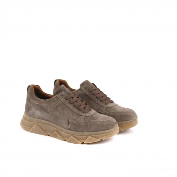 Apple of Eden Diva 28 Damen Sneaker - taupe