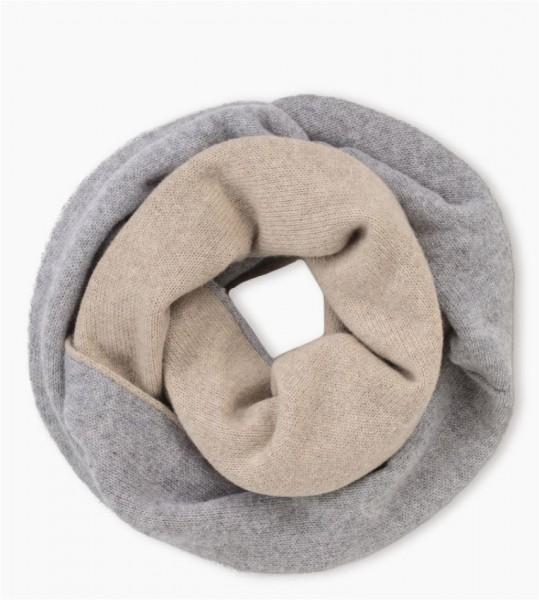 UGG Two Color Infinity Damen Schal grau