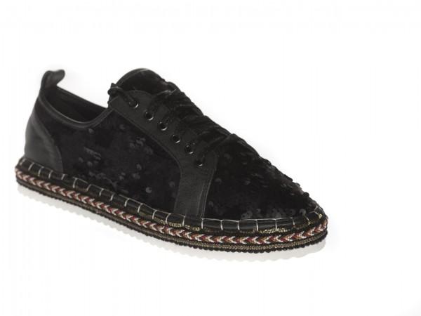 XYXY Damen Sneaker XY047012.01 mit Pailletten