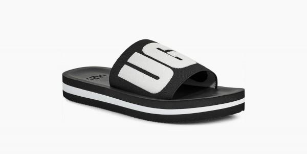 UGG Zuma Graphic Damen Slipper Sandale