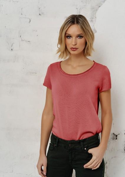 Cotton Candy Arabella 1194 T2-01 Damen Kurzarmshirt