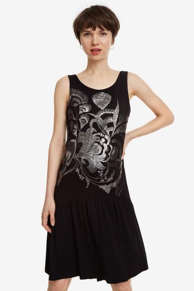 Desigual Vest Omahas Damen Kleid