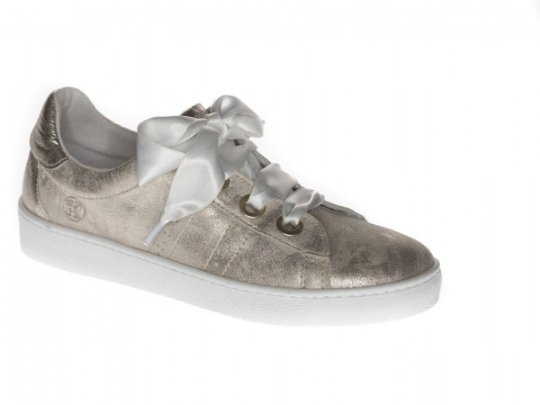 Post Xchange Micha 48 Damen Sneaker mit Satinschleife