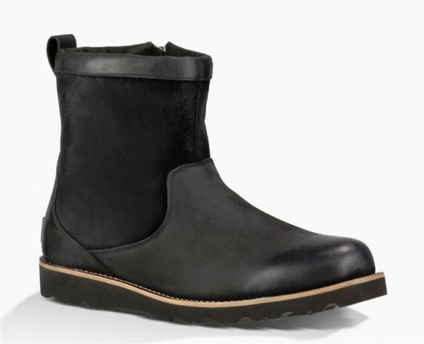 UGG Hendren Herren Stiefeletten Boots schwarz