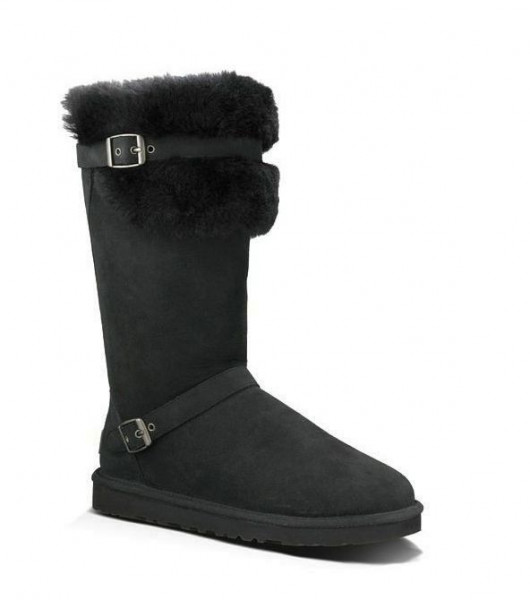 UGG Ciera Damen Stiefel - schwarz