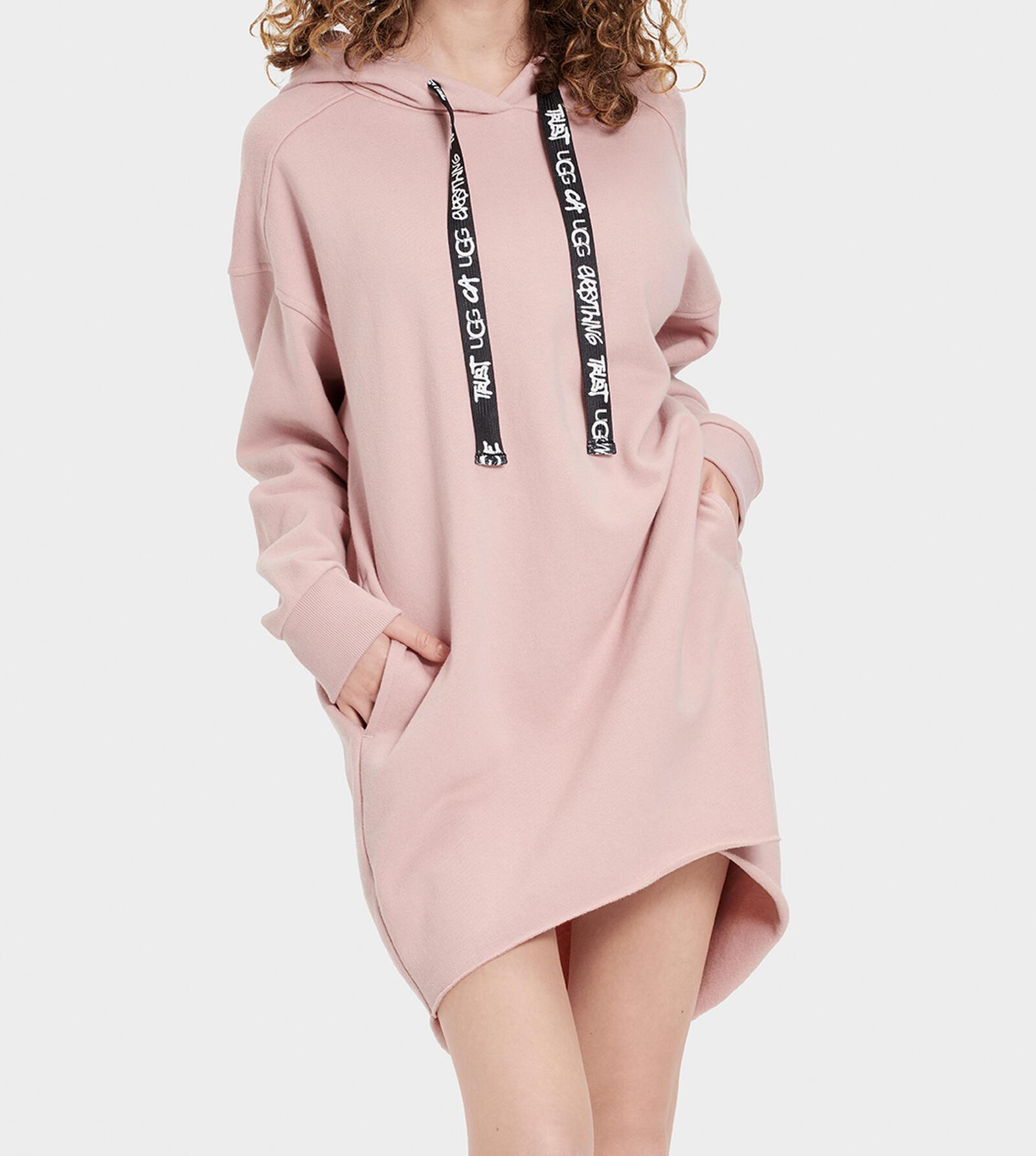 ugg lucille hoodie damen kleid