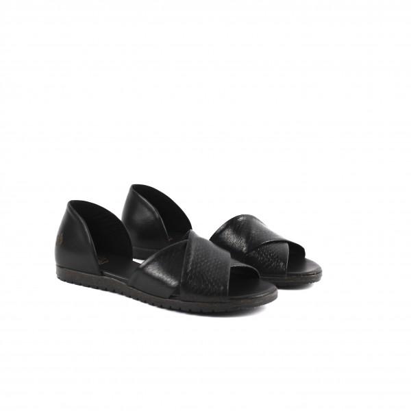 Apple of Eden Chiusi 1.1 Damen Sandale black velevet