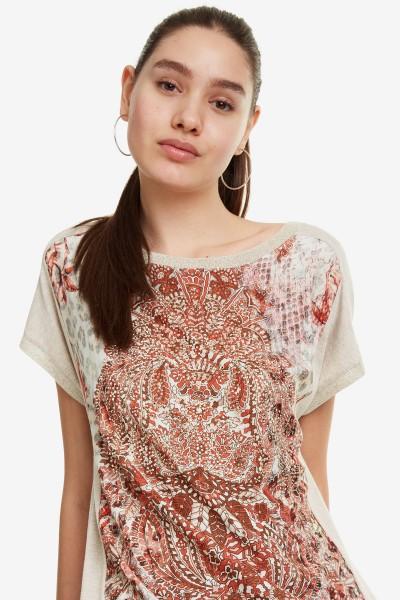 Desigual Arapajoes Damen Shirt