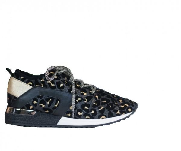 La Strada 1800780-4001 Damen Sneaker leo