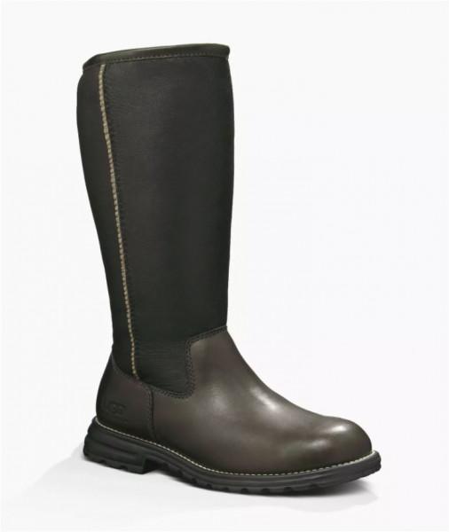 UGG Brooks Tall Damen Stiefel braun - braun
