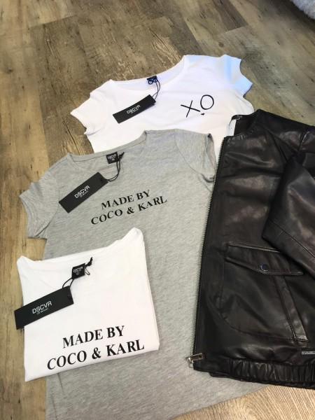 DSCVR Damen Shirt Made by..