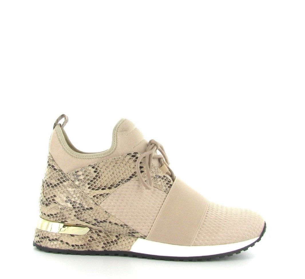 La Strada Damen Sneaker 1707151 4043 gold lycra