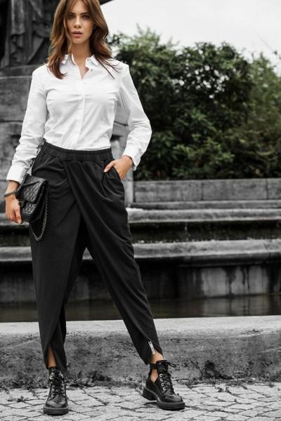 Cotton Candy Femi PA-01 Damen Hose -schwarz