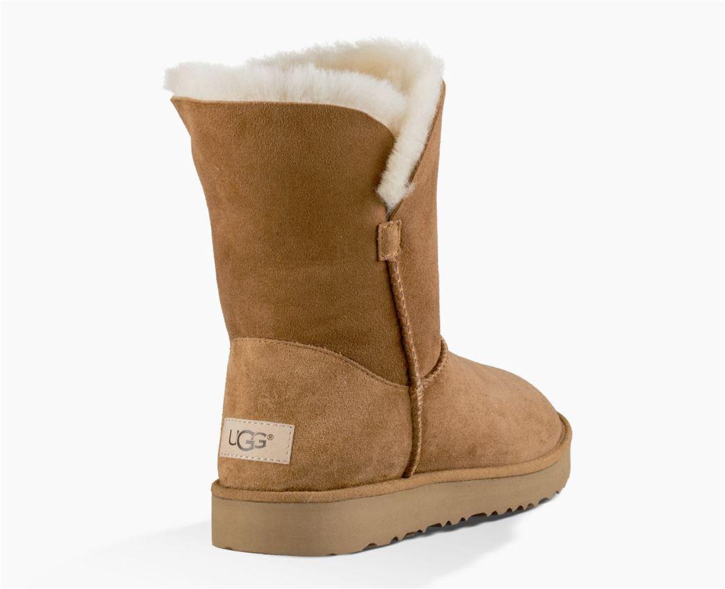 0d5b25aaec7 UGG Classic Cuff Short Damen Stiefel