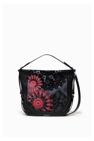 Desigual Red Queen Marteta Damen Handtasche