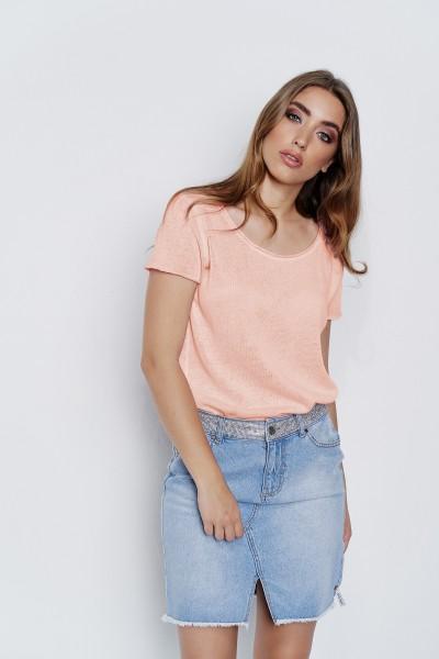 Cotton Candy Arabella P201 T2-01 Damen Kurzarmshirt