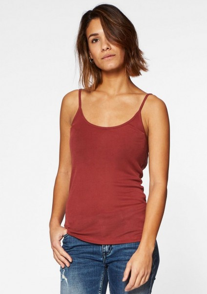 Circle of Trust Strap Top