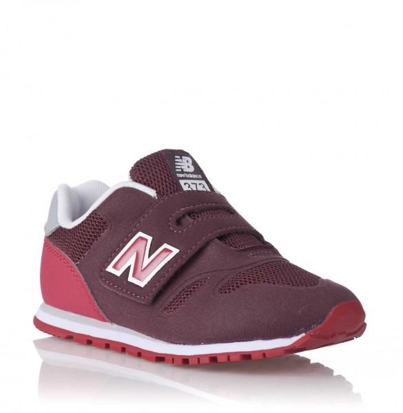 new style 8276f 94bfb New Balance KA373RGI Mädchen Sneaker mit Klettverschluß Gr. 21 - Gr. 34.5
