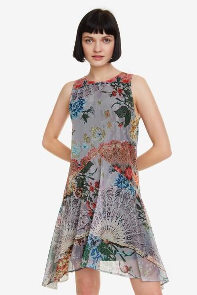 Desigual Vest Lucille Damen Sommer Kleid