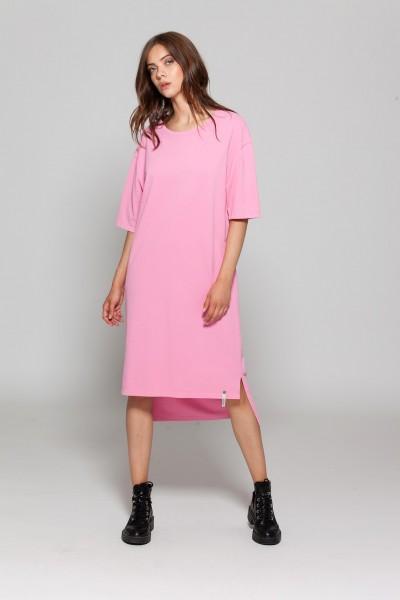 Cotton Candy Iwana KL-05 Damen Polo Kleid