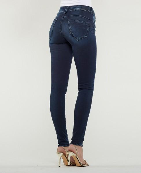 Le Temps des Cerises JFPULPHSWA222 Pulp High Waist Damen Jeans