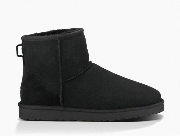 UGG Classic Mini Boot Herren Stiefel - schwarz