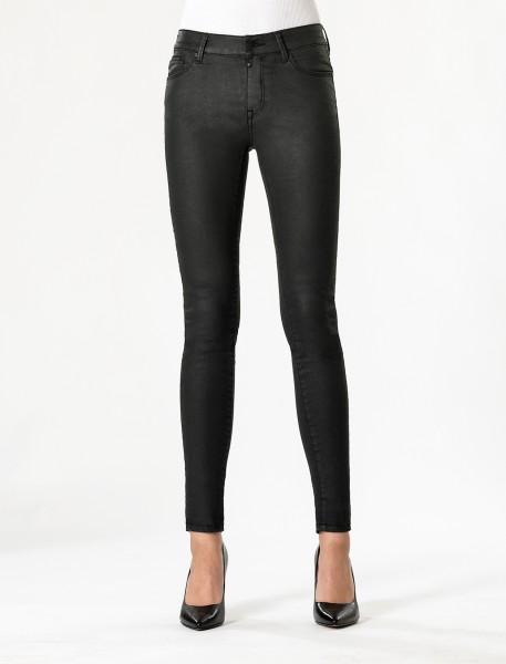 C.O.J. Denim Sylvia Coated Damen Jeans