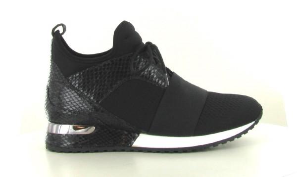 La Strada 1707151-4001 Damen Sneaker schwarz