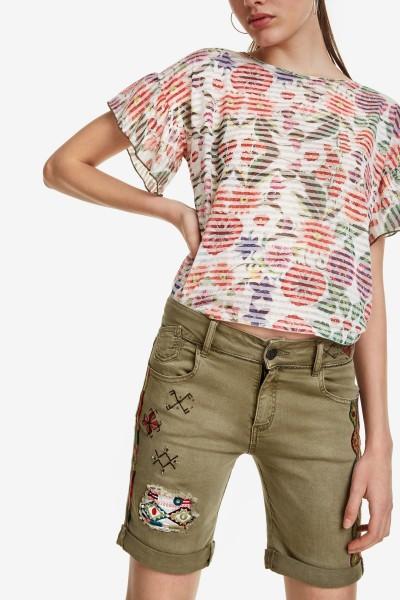 Desigual Essauira Damen Shorts