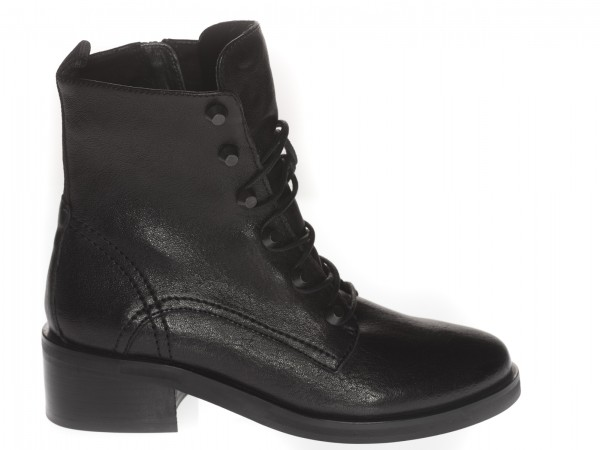 SPM Zellie Damen Ankle Boot - schwarz