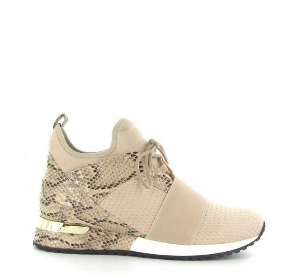 La Strada Damen Sneaker 1707151-4043 - gold lycra