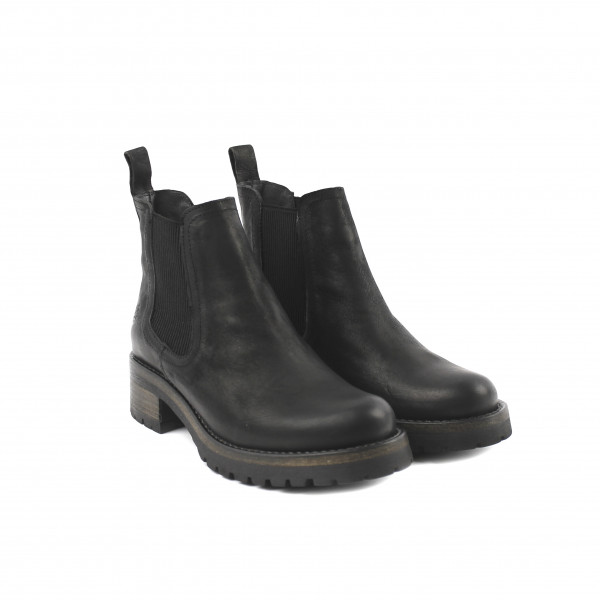 Apple of Eden Chelsea Boot Monika - schwarz