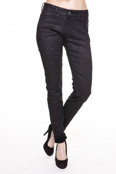 Zhrill Blake W9228 Damen Jeans coated Zip