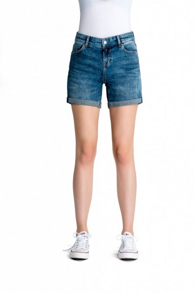 C.O.J. Denim Emma Damen Shorts