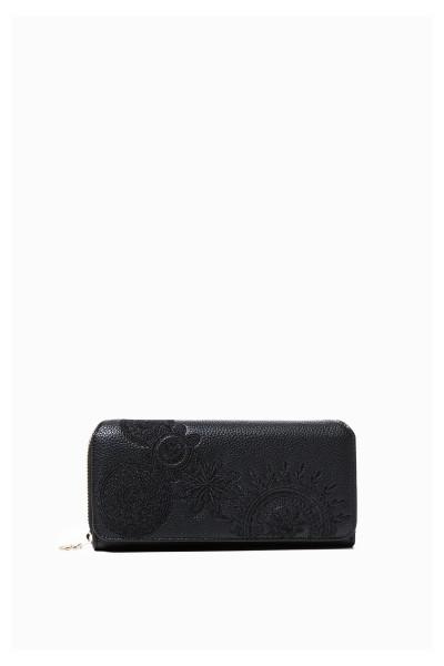 Desigual Maria Dark Amber Damen Portemonnaie
