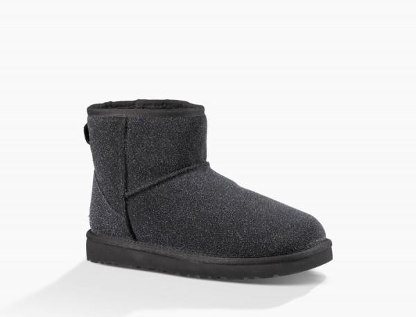 UGG Classic Mini Serein Damen Boots - schwarz