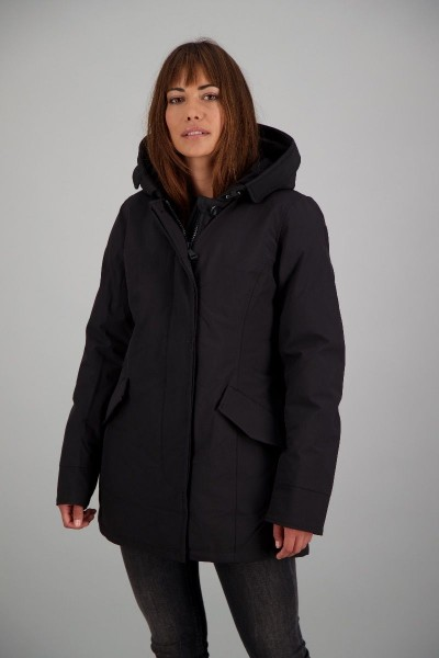 Airforce 2 Pocket Deluxe Parka Technical Softshell Damen Winterjacke