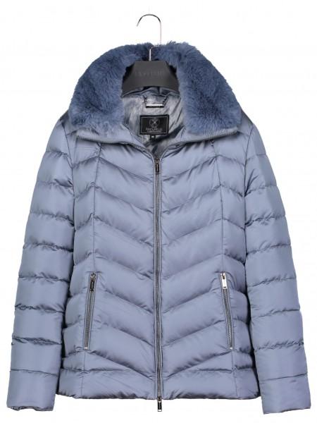 hot sale online a6488 868b4 Rino & Pelle Tiz Damen Jacke - blau mirage