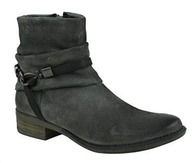 SPM Grandby Aspera Damen Stiefelette - schwarz 10172262-B-007