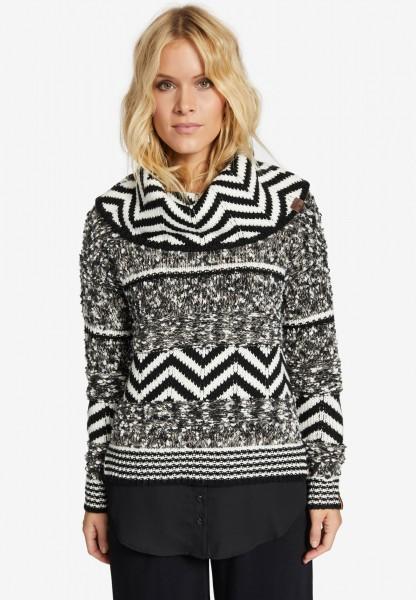 Khujo Suma Damen Pullover - schwarz