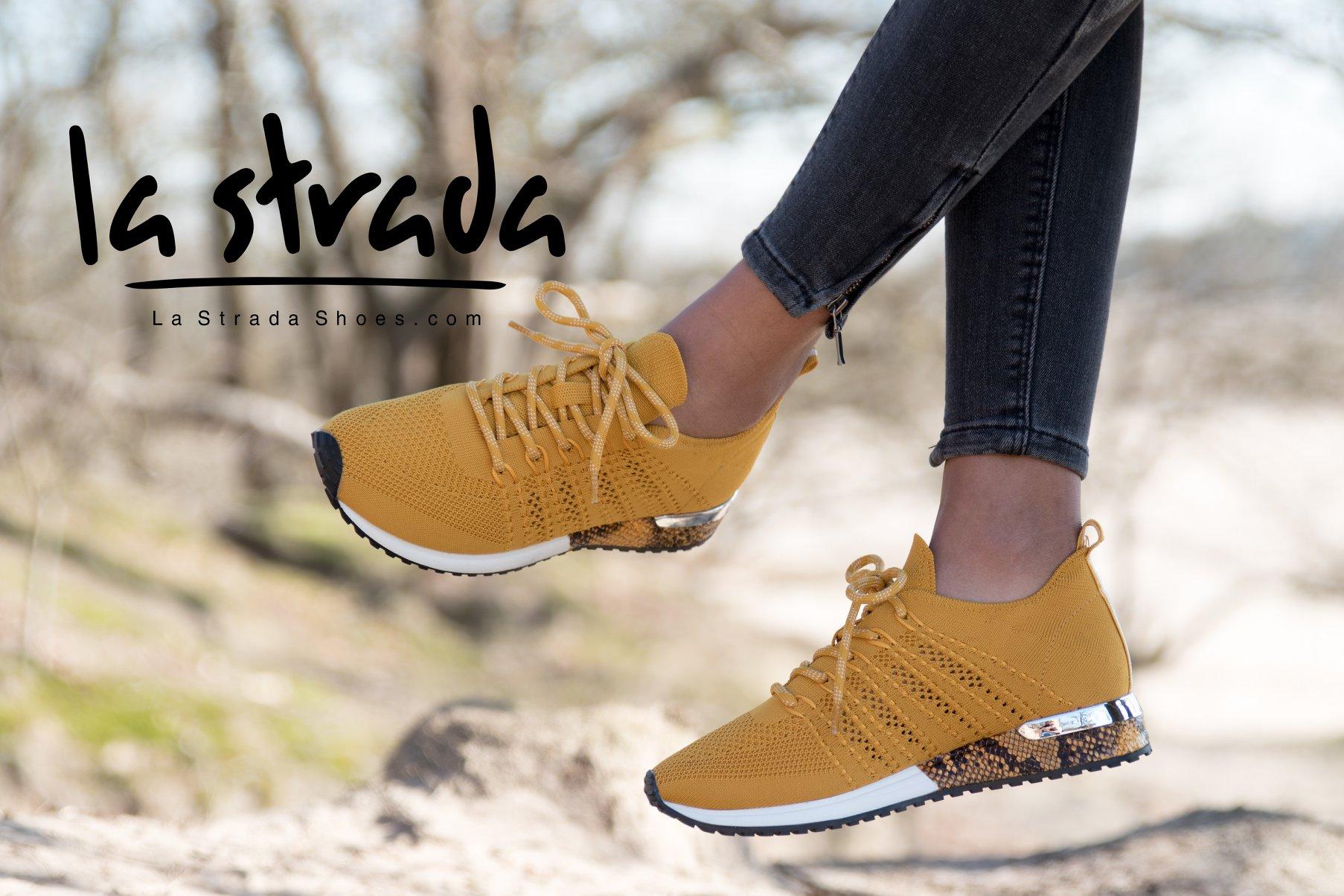 La Strada Damen Sneaker 1802649