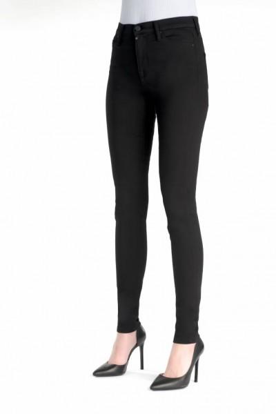 C.O.J. Denim Sophia Damen Jeans satin - High Waist