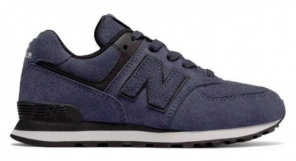 NEW Balance GC 574 ER Kids Sneaker - royal/black