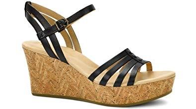 UGG Brigitte Damen Keil Sandale