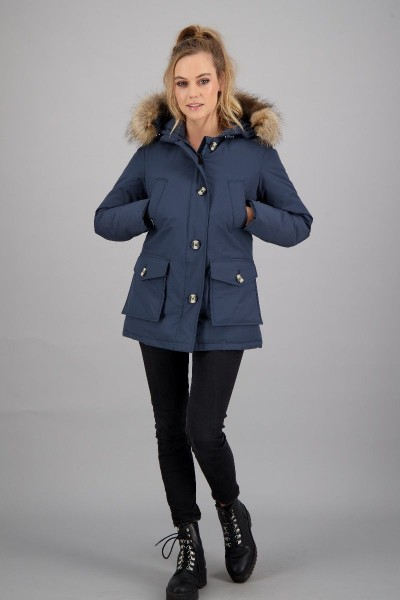 Airforce 4 Pocket Parka RF Damen Winterjacke