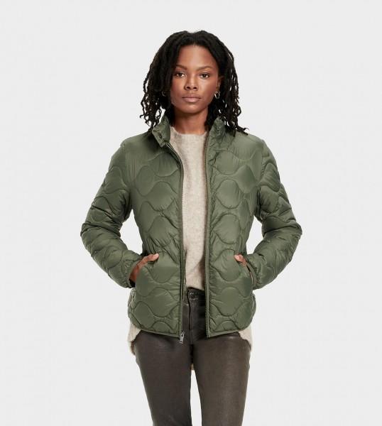 UGG Selda Packable Quilted Damen Jacke