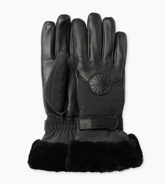 UGG Performance Smart Glove Damen Leder Handschuhe